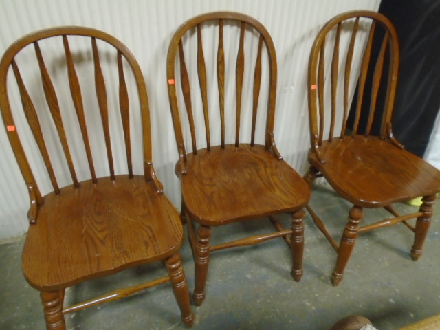 Oak Dining Chairs