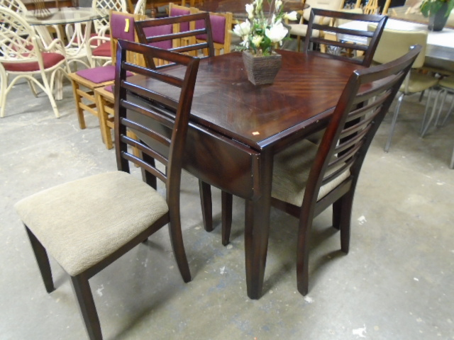 Drop Leaf Dinette Set