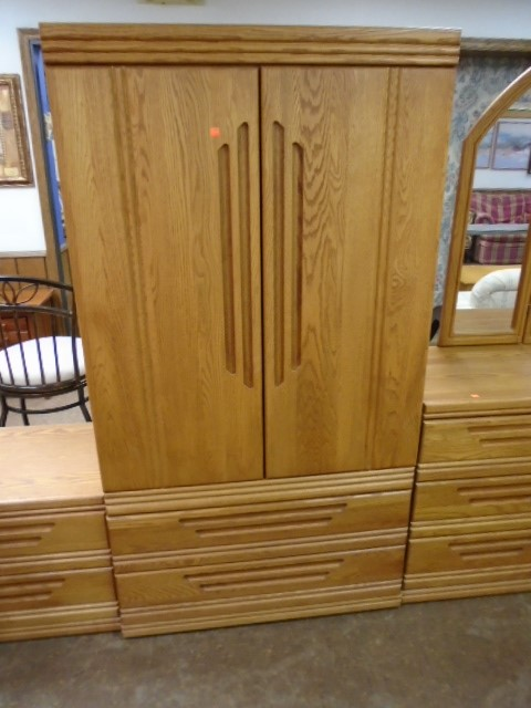 Palliser Chest Armoire