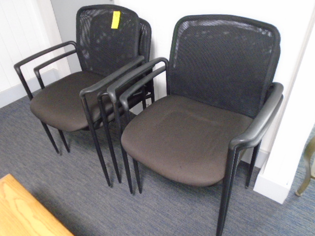 Set of 4 Stack Chairs