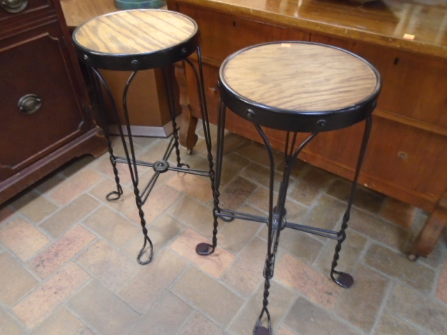 Ice Cream Parlor Stools