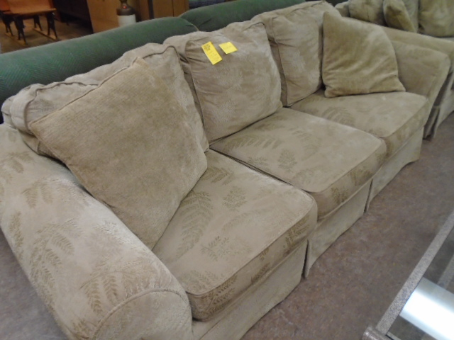 Flexsteel Sofa and Love Seat Set