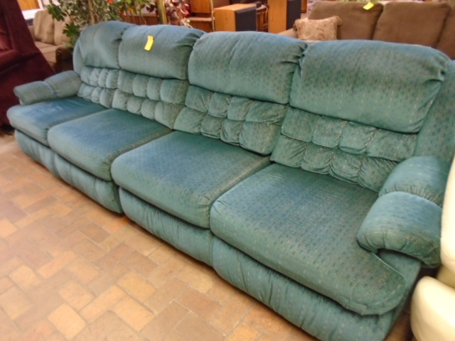Large Dual Recliner Sofa