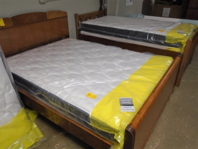 NEW Full Size Mattress and Box Set